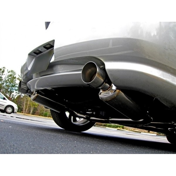 Cat Back Exhaust System For  Tiburon
