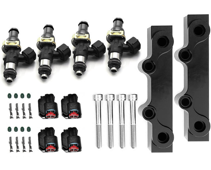 InJector Dynamics 1300cc Top Feed Conversion Kit – Subaru STI 0-06