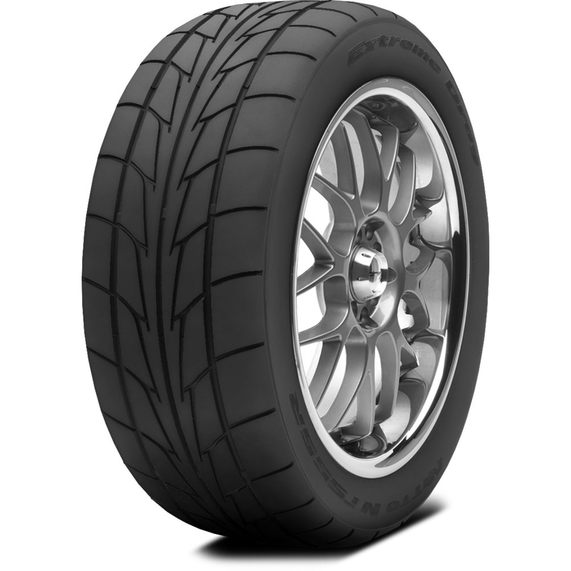 Nitto Nt555r Drag Radial 285 35r18 Set Of 2 Fiebruz
