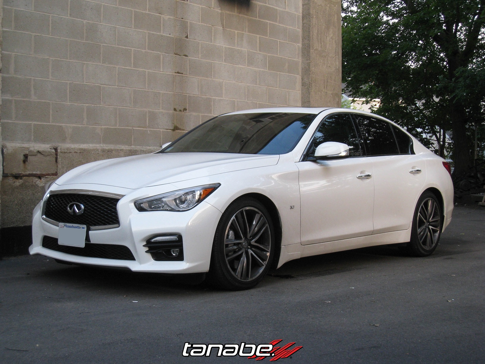 tanabe sustec nf210 infinity q50 2014 2016 q50 s base awd red sport 400 awd. Black Bedroom Furniture Sets. Home Design Ideas